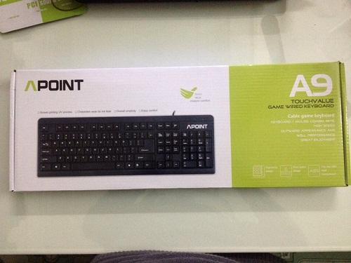 Bàn phím Apoint A9 2 - Bàn phím Apoint A9