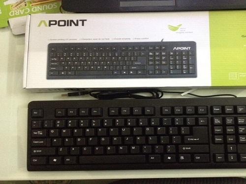 Bàn phím Apoint A9 3 - Bàn phím Apoint A9
