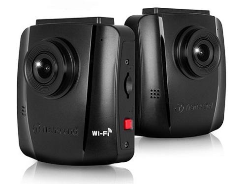 camera hanh trinh transcend - Transcend ra mắt camera hành trình DrivePro 130 và DrivePro 110