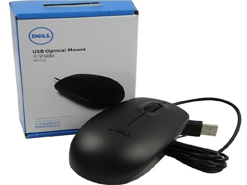 chuot dell ms111 1 - Chuột Dell MS111