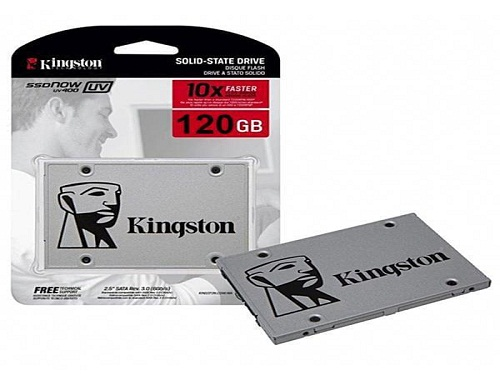 o cung ssd laptop 4 - SSD Kingston 120GB UV400