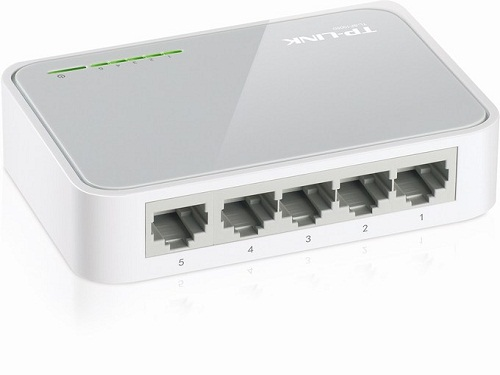 switch tp link 5 cong 1 - Swicth TP-Link 5 Port