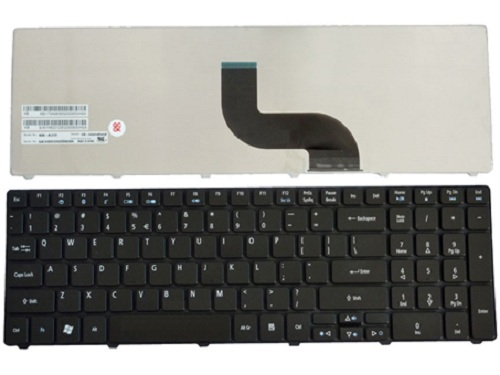 ban phim acer 5810 - Bàn phím laptop acer 5810