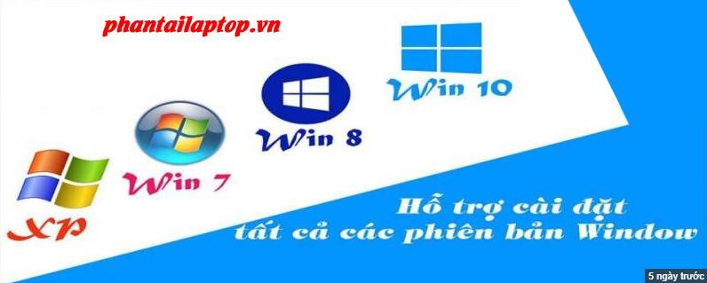 cai win tai vinh phantailaptop 1 - Cài win máy tính laptop lấy ngay ở Vinh